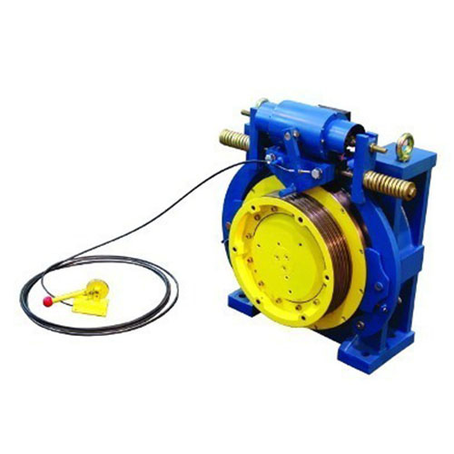Drum Brake Gearless Traction Machine