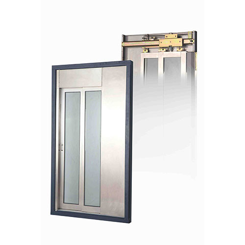 Manual Telescopic Doors